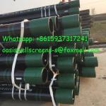 Oil Well Drilling API 5CT K55/J55 9 5/8 Seamless Casing Pipe