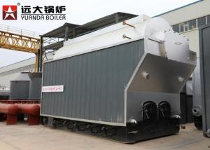 China Chain Grate Coal Fired Steam Boiler / Coal Powered Boiler For Animal Food Processing on sale
