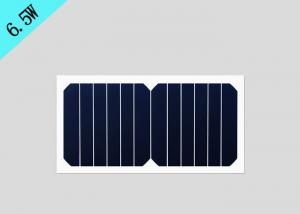 China Outdoor Sunpower Solar Panels 6.5W Portable Solar Charger For Backpacking on sale