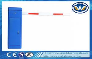 China Loop Detector Rfid Traffic Barrier Gate Access Control Systems Barrier Arm Gate on sale