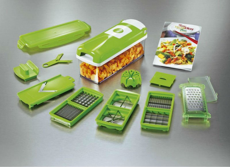 vegetable nicer dicer plus for sale as seen on tv household manufacturer from china 98085450. Black Bedroom Furniture Sets. Home Design Ideas