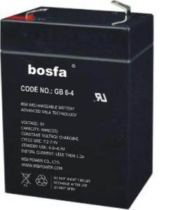 China батарея батареи 4ах света батареи 6в батареи 6в 4ах 6в небольшая свинцовокислотная небольшая on sale