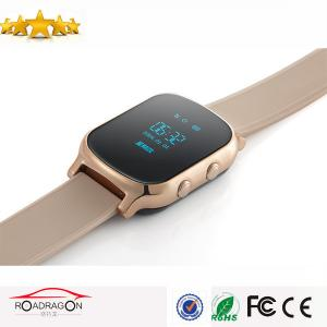 China Small Sport Kids Wrist Watch GPS Tracker TK-4W with Heart Rate Monitor on sale