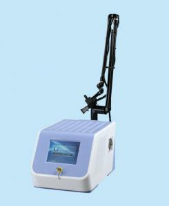 China Ultrapulse Fractional CO2 Laser Machine For Sun Spots Removal(RF tube) on sale