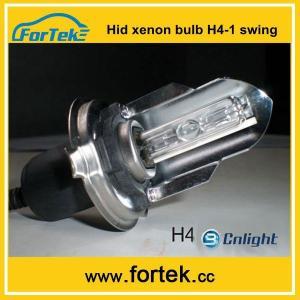 China HID xenon H4-1 H/L swing xenon lamp 12v/24v /35w/55w on sale