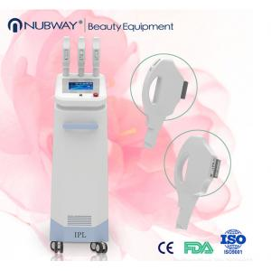 China The newest high quality 3 handles IPL equipment.The highest cost performance! on sale