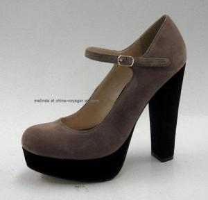 China Lady High Heeled Shoes on sale