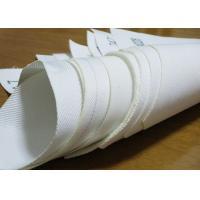 Long Thread Woven Filter Cloth Double Twill Weaving PP / Nylon Liquid Filter Media
