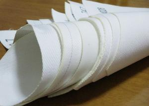 China Long Thread Woven Filter Cloth Double Twill Weaving PP / Nylon Liquid Filter Media on sale