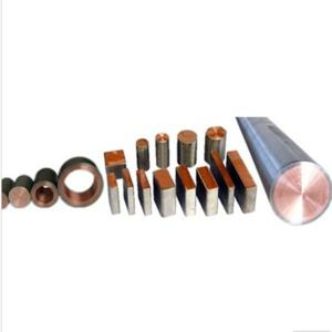 China Titanium Clad Copper Bar and Wire on sale