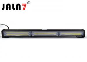China 3 COB LED 13 Flashing Vehicle Strobe Light Bar , Led Vehicle Strobe Lights on sale