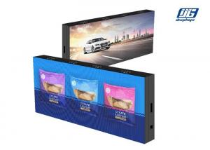 China 1920x960mm Viewing Size P6 Self Adjustment LED Screen for Advertising on sale
