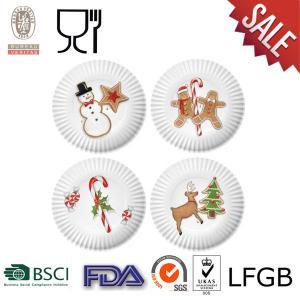 China Placa de cena de la melamina con el logotipo on sale