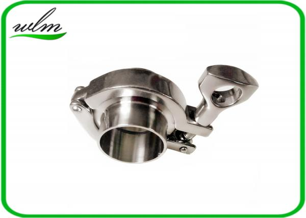 BS4825-3 Tri Clamp Coupling Sanitary Stainless Steel Quick