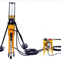 Screw Drill Rig Hydraulic Drilling Machine For Mining Construction