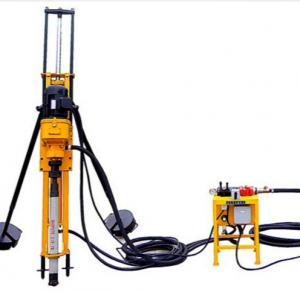 China Screw Drill Rig Hydraulic Drilling Machine For Mining Construction on sale