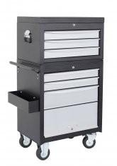 China OEM / ODM 3 Drawer top chest & 6 Drawer garden tool chest roller cabinet on sale