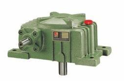 China WPX , WPO Series 80 Degree Worm Gear Reducer / Worm Speed Gearbox Input 1400rpm on sale