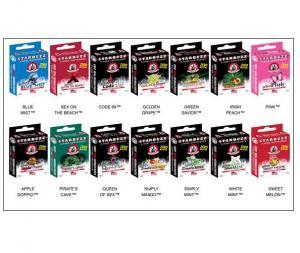 China original starbuzz e-hose flavored cartridge,   14 Flavored E-Hose Cartridges uesd for starbuzzehose on sale