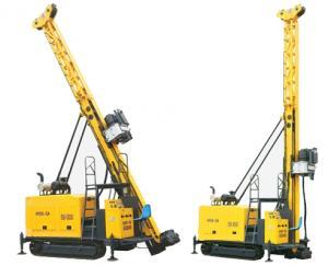 China Rotary Hydraulic drilling rigs & drilling machine(KQG120II) on sale