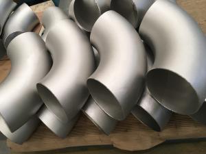 China Stainless Steel Butt Weld Fittings(Accesorios) Long Reduce, 90 deg Elbow, 1/2 to 60 , sch40/ sch80, sch160 ,XXS B16.9 on sale