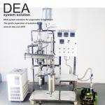 Stainless Steel 304 Vacuum Distillation Machine 1100 * 500 * 1750 Mm For CBD THC Hemp Oil
