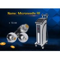 Micro Needles Fractional RF Beauty Machine for Stretch Mark Removal