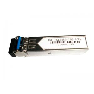 China CWDM Single Transmitter Video SFP transceiver 3G 1270nm - 1610nm , 40km DDM LC Connector on sale