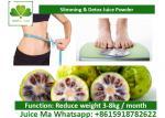 Poudre naturelle de Detox de supplément de poudre d'enzymes de fruit de Noni pour le régime