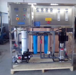 China 46000ppm TDS Seawater Desalination RO Plant (FWG) for SALE on sale