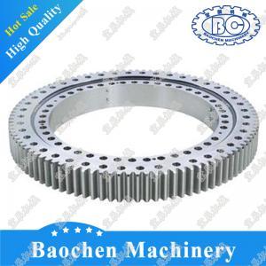 XSI 140544N crossed roller bearings, slewing ring bearing