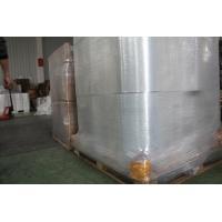 High Definition Shrink Wrap Plastic Rolls  Food Grade No Residual Glue