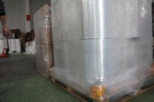 China High Definition Shrink Wrap Plastic Rolls  Food Grade No Residual Glue on sale