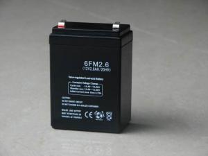 China Sealed Alarm System Battery Replacement Emergency  on sale
