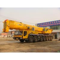 Small Hydraulic 20t Truck Mounted Crane Good Road Adaptability Excellent Lifting Performance