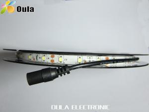 China 12V DC Outdoor LED Christmas Lighting White Color With 3528 SMD, 60 led Per Meter on sale