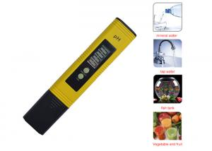 China Durable Pen Digital PH Meter 0.01 Accuracy For Aquarium Pool Water on sale