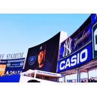 China Commercial Grade P8 Outdoor LED Display , LED Advertising Display Board Dustproof on sale