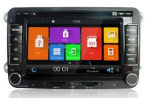 China Volkswagen Car GPS Navigation System for VW Tiguan / Sagitar / Magotan / Passat / Golf / Bora / Polo on sale