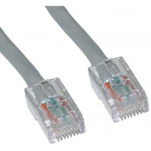 Utp cat5e gray ethernet patch cable bootless 6 inch 24awg for sale utp cat5e gray ethernet patch cable bootless 6 inch 24awg publicscrutiny Image collections
