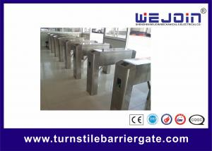 China 80KG Durable security Tripod Turnstile Gate auto barrier gate system for Library , Hospital on sale