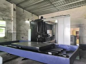 China Gundrilling 2000 CNC Deep Hole Drilling Machine 0 - 3000mm / Min Spindle Feed on sale