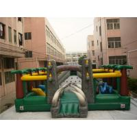 Attractive Inflatable Amusement Park Adventure Playgrounds for Commercial