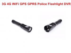 China Super Bright Flashlight Video Recorder 16 Mega Pixel For Police Equipment on sale