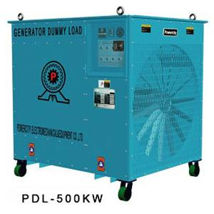 China 500KW Automatic AC Load Bank on sale
