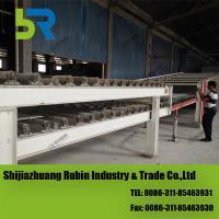 Gypsum drywall manufacturing machine