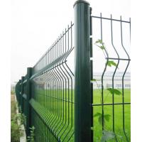China Euro Style Powder Coated wire mesh fence for backyard China low price Q195 Steel Wire Mesh Fence,Wire Mesh Fencing on sale