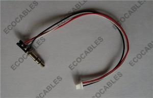 China TM-7807 UL1571 Electrical Wire Harness 4P 28 awg for Headphone on sale