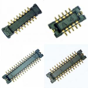 China Foxconn Board to Board Connector 0.4mm Pitch ,BTB Plug,SMT Type on sale