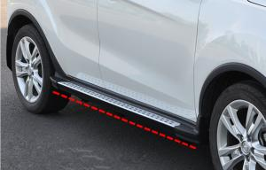 RUNNING BOARD SIDE STEPS BAR BOARD ACCESSORY